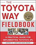 The Toyota Way Fieldbook - cover