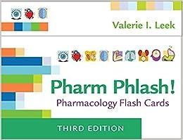 Book Pharm Phlash: Pharmacology Flash Cards 3e
