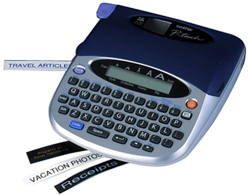 Brother P-Touch PT-1750 Electronic Labeling ()