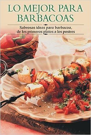 Mejor para barbacoas, lo Cocina Paso a Paso/Cooking Step by Step Spanish: Amazon.es: Edimat Libros: Libros