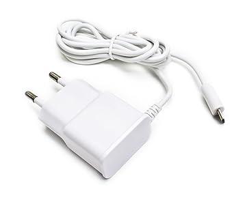 Cargador Micro USB Pared Blanco 2A: Amazon.es: Electrónica