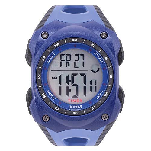 Timex Digital Black Dial Men #39;s Watch TWESK1002T