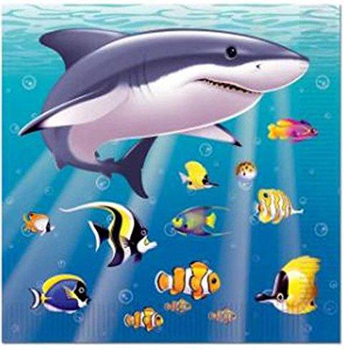 Under Sea Beverage Napkins 2 Ply