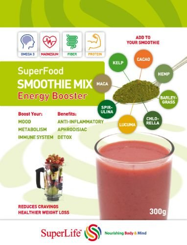 Superlife Superfood Smoothie Mix 100 g