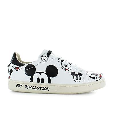 Damenschuhe Sneaker Disney Gallery Mickey Mouse Moa Herbst