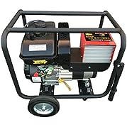 Powerland PDW100 Gasoline Powered Stick Arc 100 AMP Welder 600 W Generator 6.5HP
