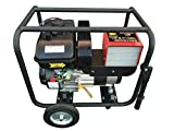 10000 watt portable generator - Powerland PDW100 Gasoline Powered Stick Arc 100 AMP Welder 600 W Generator 6.5HP