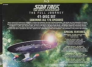 Star Trek: The Next Generation - The Complete Series Box Set- Season 1-7 [Blu-ray] from Paramount