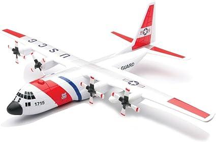 20617 1//60 Lockheed C-130 Hercules USCG New-Ray Toys Inc