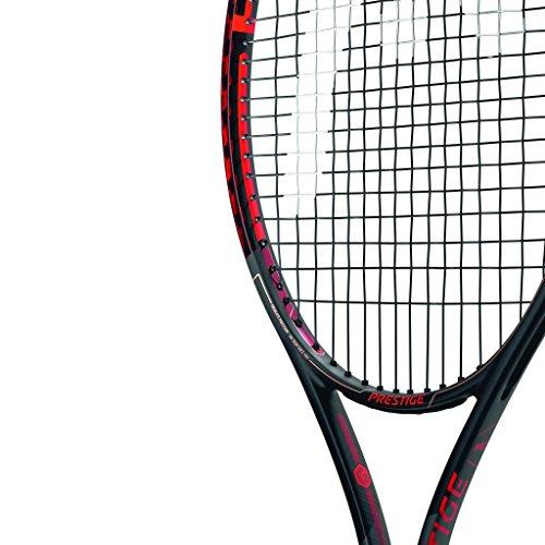HEAD 2018 Graphene Touch Prestige Mid - Quality String - Tennis Racquet (4-3/8)