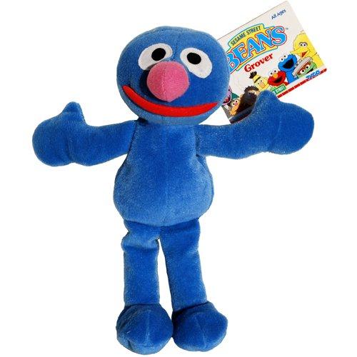 - Grover - Sesame Street Bean Bag Plush