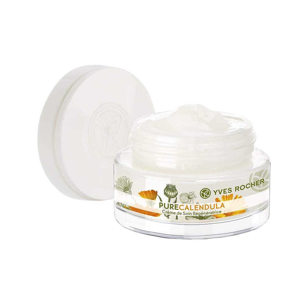 Yves Rocher Pure Calendula Regenerating Moisturizer Day Night Cream, 50 ml. 1.6 fl.oz.