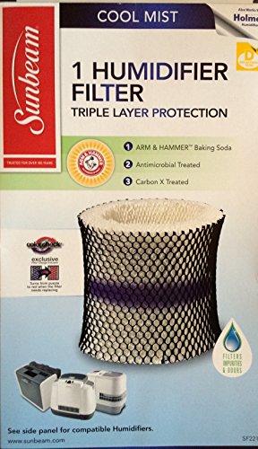 sunbeam e humidifier filters - 3
