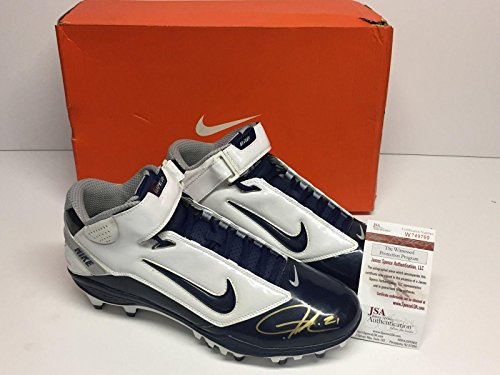 LaDainian Tomlinson Signed Nike LT Super Bad Football Cleats Shoe *HOF - JSA Certified - Autographed NFL Cleats ()