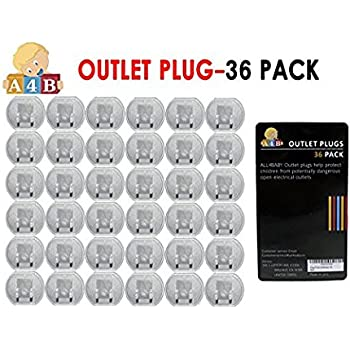 Amazon Com Electrical Plug Protectors Set Of Outlet