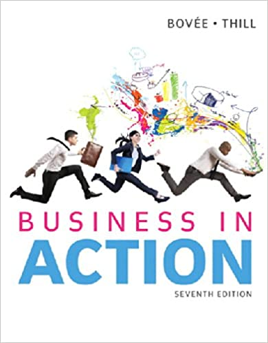 Business in action 7th edition courtland l bovee john v thill business in action 7th edition 7th edition fandeluxe Gallery