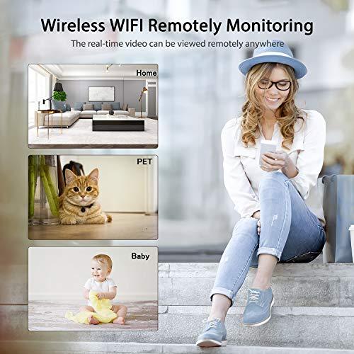 mini wlan kamera jayol berwachungskamera 1080p hd aussen. Black Bedroom Furniture Sets. Home Design Ideas