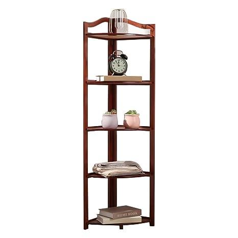 Amazon.com: QIANGDA Estantería de almacenamiento para libros ...