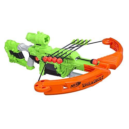 Nerf Ner Zombiestrike Dread Bolt Toy