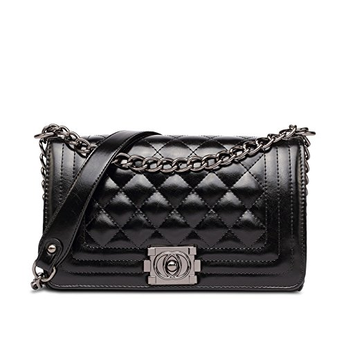 Other Leather Bag For Women, Black - Shoulder Bag        Amazon imported products in Pakistan