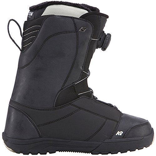 g Boot 2018 - Women's Black 7.5 (K2 Boa Boots)