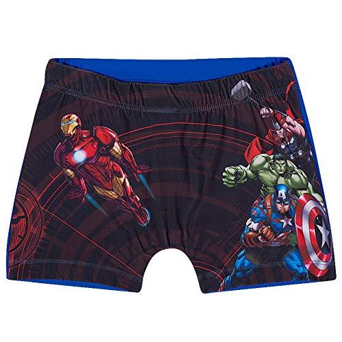 Shorts Praia Avengers TipTop Royal