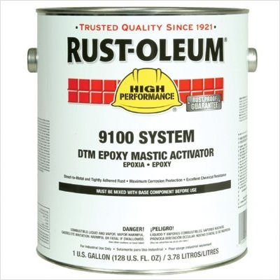 High Performance 9100 System DTM Epoxy Mastic Style: Color Activator (part# -