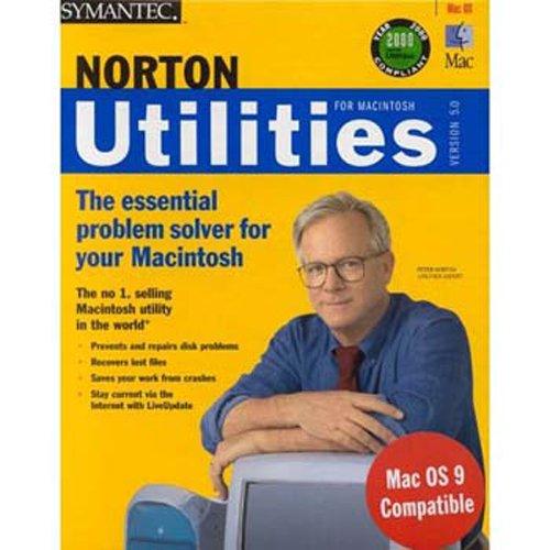 Norton Utilities for Macintosh