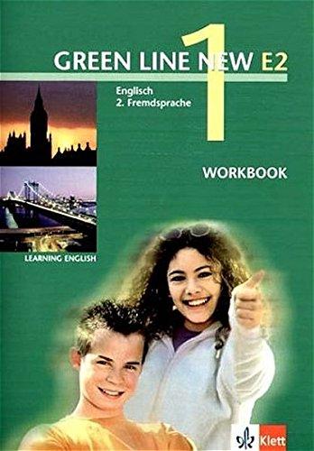 Green Line NEW E2: Workbook Band 1: 5. oder 6. Schuljahr