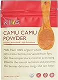 Kiva Organic Camu Camu Powder - Non-GMO, RAW, Vegan, 3.5-Ounce Pouch