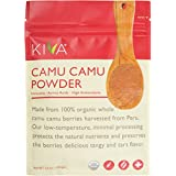 Kiva Organic Camu Camu Powder - Vitamin C, Antioxidants, Non-GMO, Raw, Vegan, 3.5-Ounce Bag