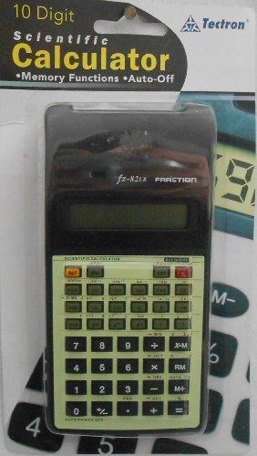 1 X 10 Digit Display Scientific Calculator