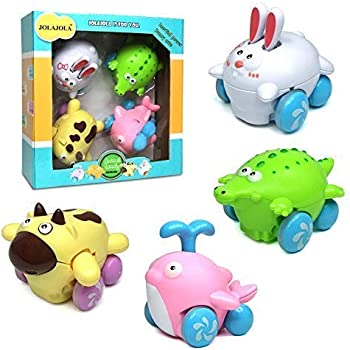 Amazon.com: Toddler Toy Cars for Girls Boys - Kids Christmas gifts ...