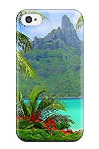 New Bora Bora Tpu Case Cover, Anti-scratch AndrewTeresaCorbitt Phone Case For Iphone 4/4s