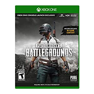 PLAYERUNKNOWN'S BATTLEGROUNDS – Full Product Release - Xbox One