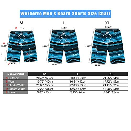 6deeaca2bc Werherro Men's Loose Quick Dry Swim Trunks outlet - seliba-sa ...
