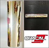 Oracal 351 Silver Chrome Craft & Hobby Cutting Vinyl Film Plotter
