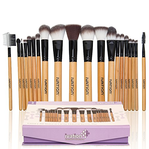sable hair makeup brush sets - 8