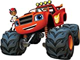Blaze and the Monster Machines AJ Decal Removable Wall Sticker Decor Art Mural C826, Large