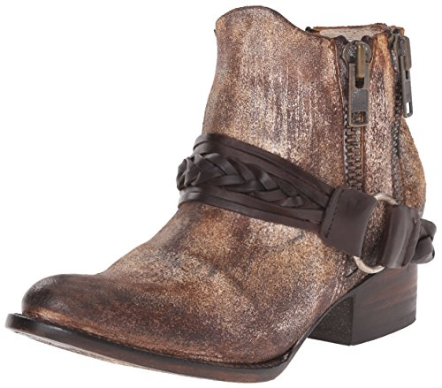 Freebird Clash Boot Cognac Voor Dames