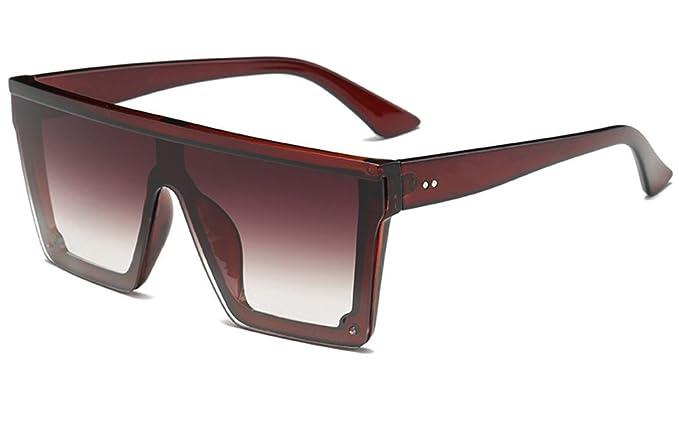 599b0961786a8f Fashion Schwarz 1 Stück Sonnenbrille Herren Oversize Fahren coole  Sonnenbrille Square männliche Brille