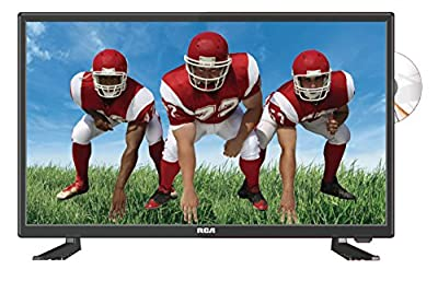 RCA RTDVD2409 24-Inch 1080p FULL HD TV with DVD Player