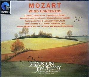 Mozart: Wind Concerti (Wind Concertos)
