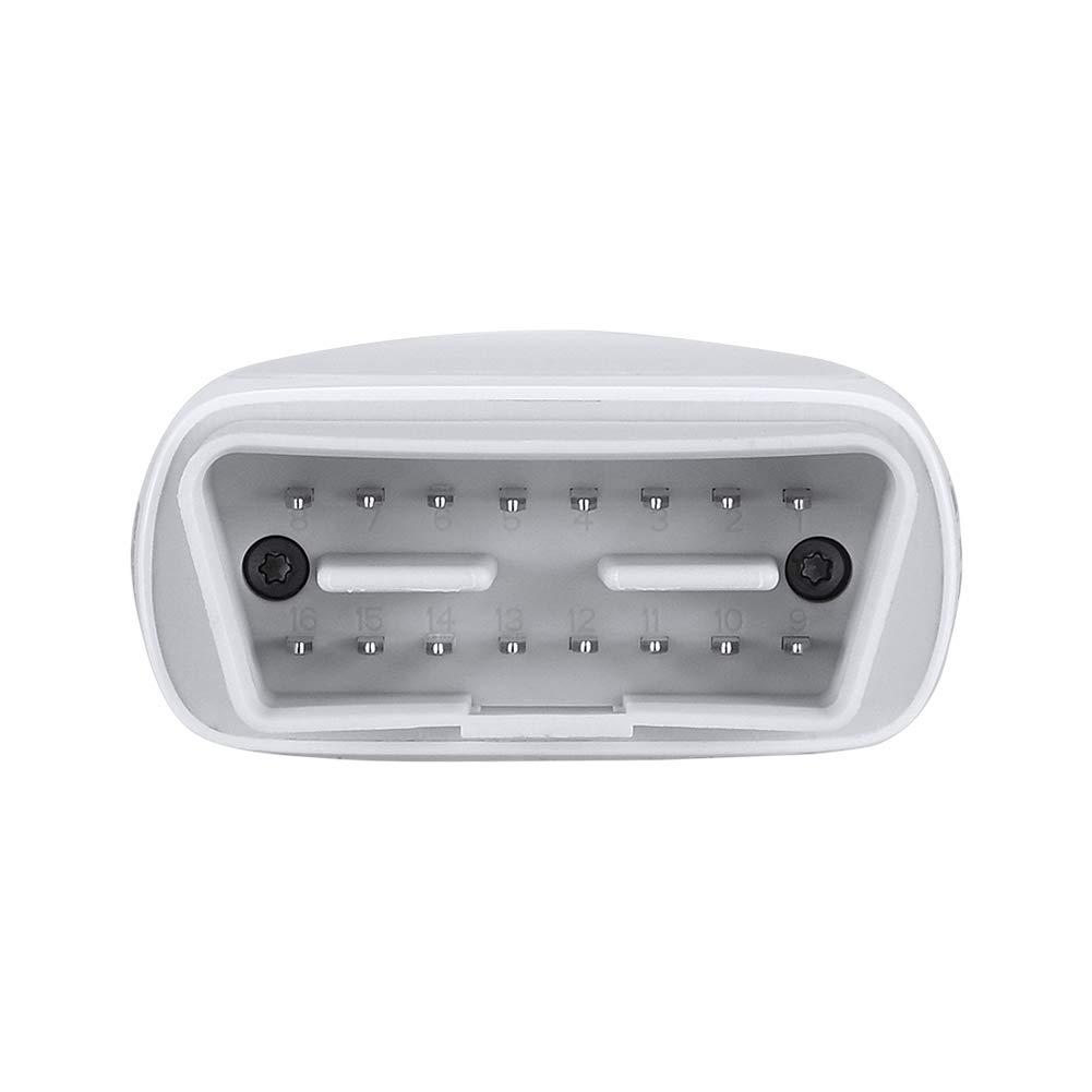 19 Fonctions Sp/éciales AutoVin pour Les Bricoleurs Familiaux Version Simplifi/ée du MK808 Autel AP200 Adaptateur Bluetooth Scanner OBD2 avec Diagnostics de Tous Les Syst/èmes