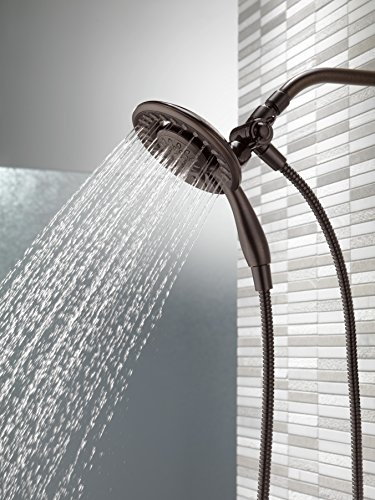 Delta 58065-RB In2ition Two-In-One Shower, Venetian Bronze by DELTA FAUCET (Image #4)
