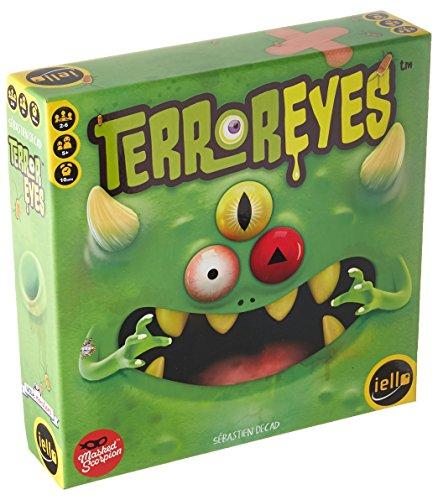 IELLO Terroreyes Kids Board Game by IELLO