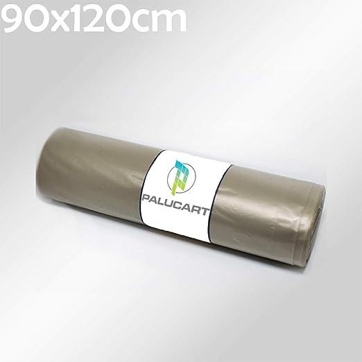 Palucart 120 Bolsas Transparentes para Basura Resistentes ...