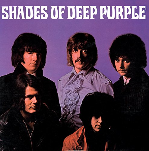 Vinilo : Deep Purple - Shades of Deep Purple (United Kingdom - Import)