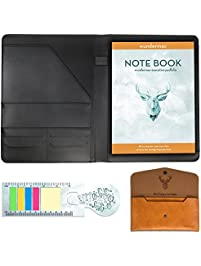 Design Resume Templates Travel Portfolios  Shop Amazoncom What Should Be On Your Resume Excel with Resume For Respiratory Therapist Word Wundermax Padfolio Portfolio Executive Leather Technical Resume Examples Excel