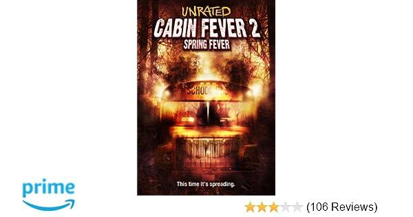 Amazon Com Cabin Fever 2 Spring Fever Dvd Michael Bowen